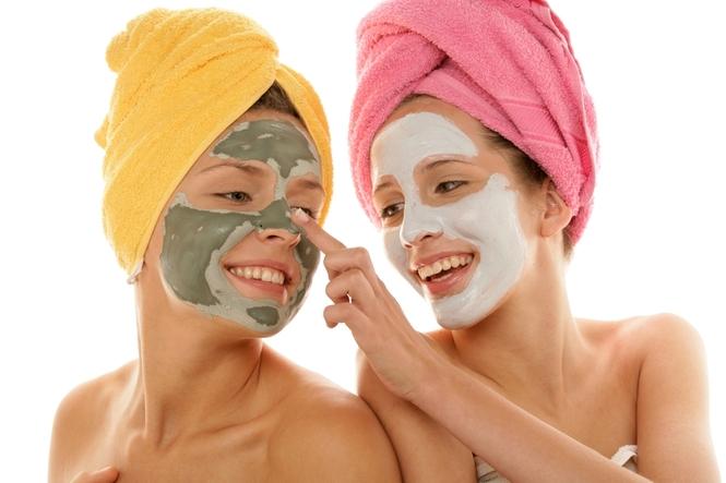 Косметические глины для лица и для волос